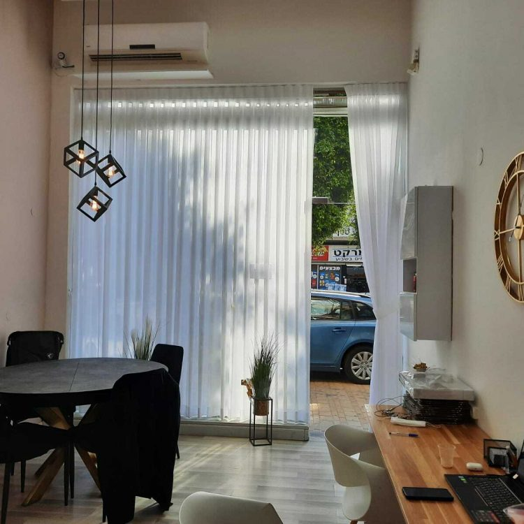 Renovation of a real estate agency